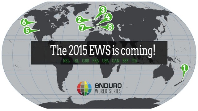 Zona Zero acogerá las Enduro World Series en 2015